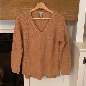 H&M vneck sweater